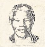 NelsonMandela sivadigitalart art tribute by sivadigitalart