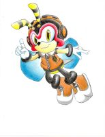 Old Art-Charmy Bee Colored by BroDogz