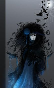 Queen of Ravens by Fealasy