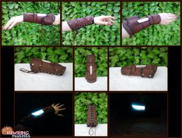 Bracer of Light - Prototype by RawringCrafts