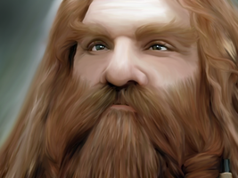 Gimli, son of Gloin by LittleTurtleDuck