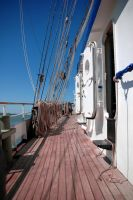 Aboard the Concordia by imisslife