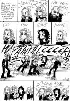 Metal Gods hangover... by the-ChooK