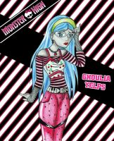 Ghoulia by Elythe