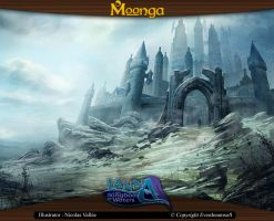 Moonga - Itlan Kingdom Castle by moonga