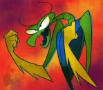 FNM02-I am Zorak by AndrewDickman