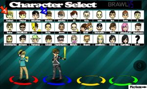Youtubers Game V2 by Demintio