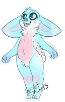 Blue offer to adopt by SecretMonsters