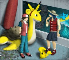 My, what a large Pikachu you have by ST753M