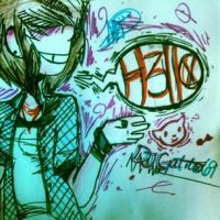 Hello by Xela69