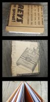'Cigarette' Pamphlet Book by PestilentialCreature