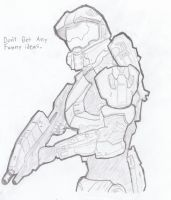 master chief by aidanIsMyTriggerWord