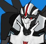 Starscream! Why You So Hard To Draw?! by I-Luv-Wolves