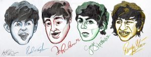 With the Beatles by Nukaleu