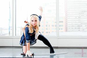 Sucker Punch: Army of Me by tangibletenacity