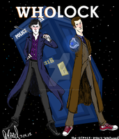 Wholock Poster by ExtremlySelfishChild