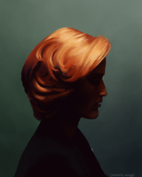 Scully by Sushi-Arts