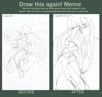 meme before and after by Maev-e