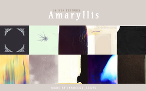 Amaryllis by innocentLexys