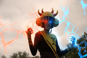 Mighty by spitfire-productions