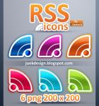 JD RSS Icons by z-dark