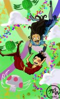 Zutara Week 2009: Cactus Juice by MasterZutaraFan
