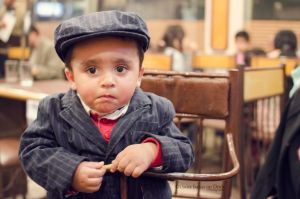 Day 190: A Little Boy by umerr2000