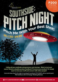Southside: Pitch Night poster by witchking08