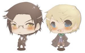 alois and claude chibis by techniclick-05