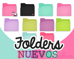 Folders Colors Of Life By Annielove by Analaurasam