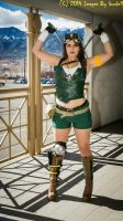 Orchid Cosplay Killer Instinct XBox One by PhoenixForce85
