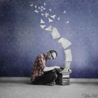 Magical Typewriter* by Thelema001