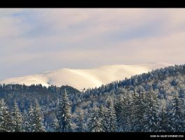 over the mountains by Iulian-dA-gallery