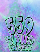 559 Band Index by Zombie-Mae