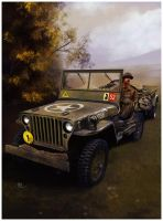 WILLYS MB by dugazm