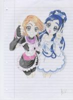 Pretty Cure by LittleViolet-13
