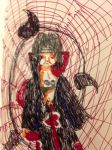 Itachi: Hate me by Chibifangirl01
