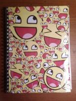 my current sketchbook by FlabberGhaster