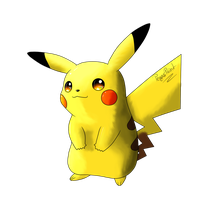 [Request] .:Pikachu:. by Reh-Rythulian