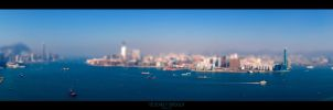 Victoria Harbour by geckokid