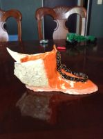 Hermes' Broken Shoe by Elfera