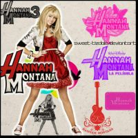 Brush Hannah Montana by Sweet-Tizdale