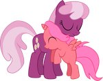 CheeriBloom - Pony Hug by Creshosk