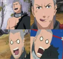 Top 4 Funny Hidan Faces by deidaraluvr12
