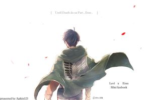 SNK -- Until Death Do Us Part , Eren. by aphin123