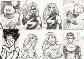 Small sketchcard dump by robthesentinel