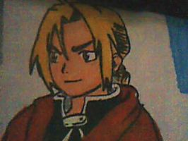 edward elric by iluvdogs101