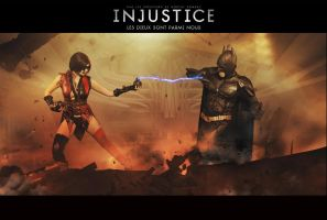 Injustice by LexiStrife