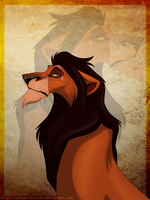 Portrait of Junior Prince by Mganga-The-Lion