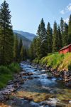 Wyoming River by Halcyon1990